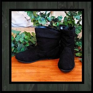 Faded Glory Essential Slouch Boot